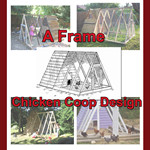 a frame chicken coop design