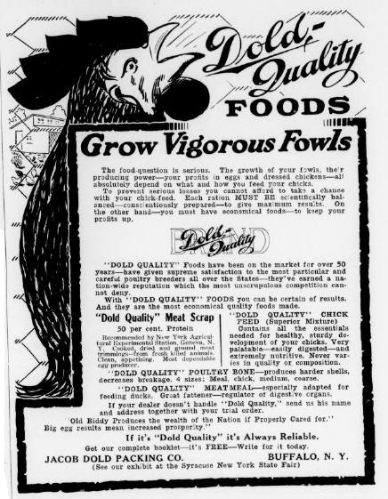 vigorous fowls